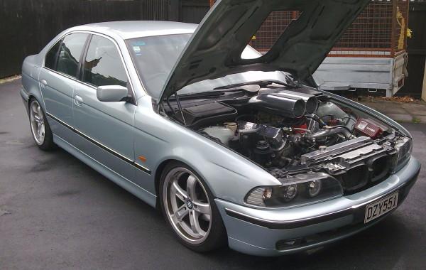 Safi's BMW